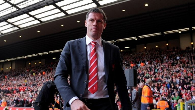 Jamie Carragher reveals the worst Liverpool footballer he played alongside