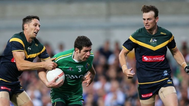 Good news! International Rules is to return to Croke Park this year