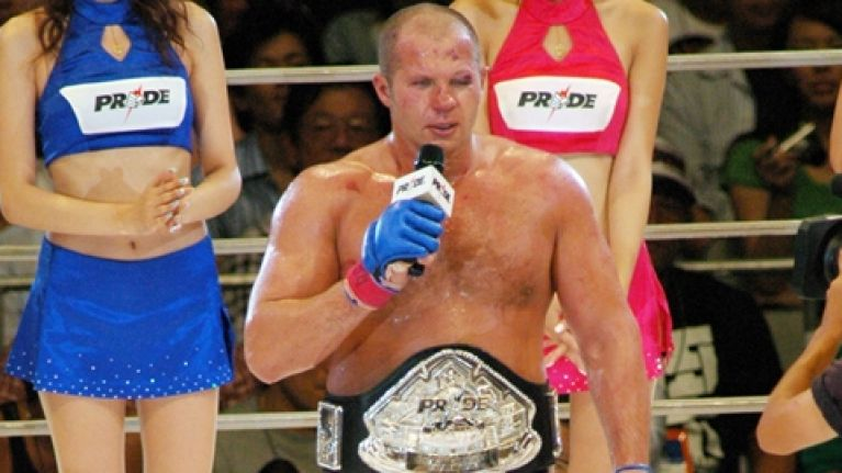 Fedor Emelianenko won't have endeared himself to Ronda Rousey with his views on women's MMA