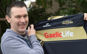 We're big fans of the Gaelic Life All-Ireland Club All-Stars jersey