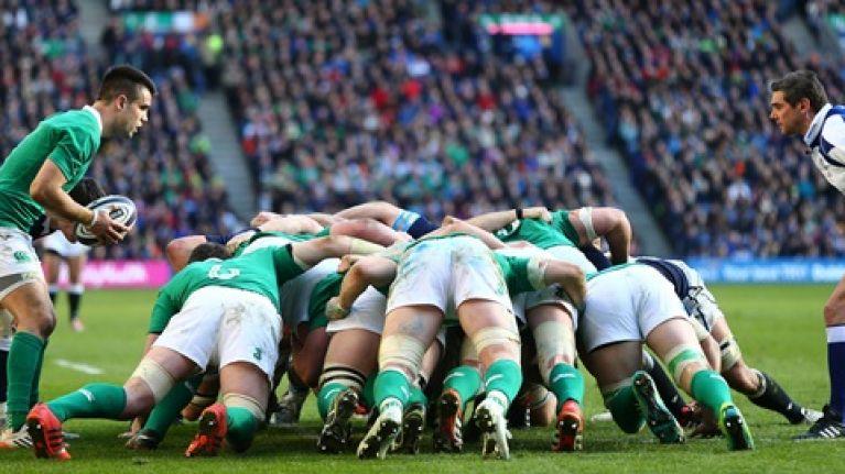 Analysis: Six Nations form shows that Irish scrum has bright future