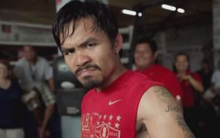 Manny Pacquiao responds to being dropped by Nike over homophobic comments