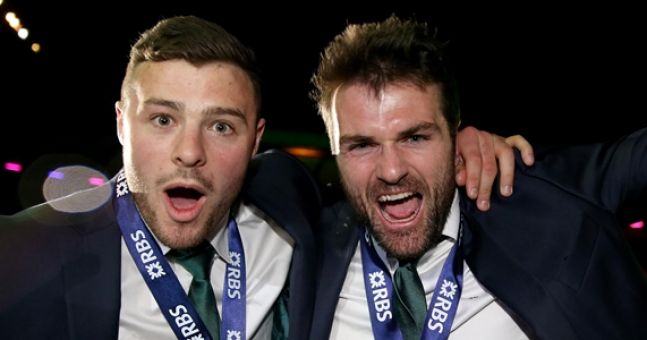 Robbie Henshaw creates history with a remarkable, award-winning treble