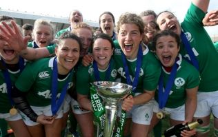 One of Ireland's Six Nations heroines is romping Sky Sports' sportswoman of the month poll
