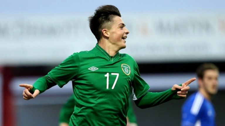 Jack Grealish honoured at FAI International Awards and opens door for future Ireland return