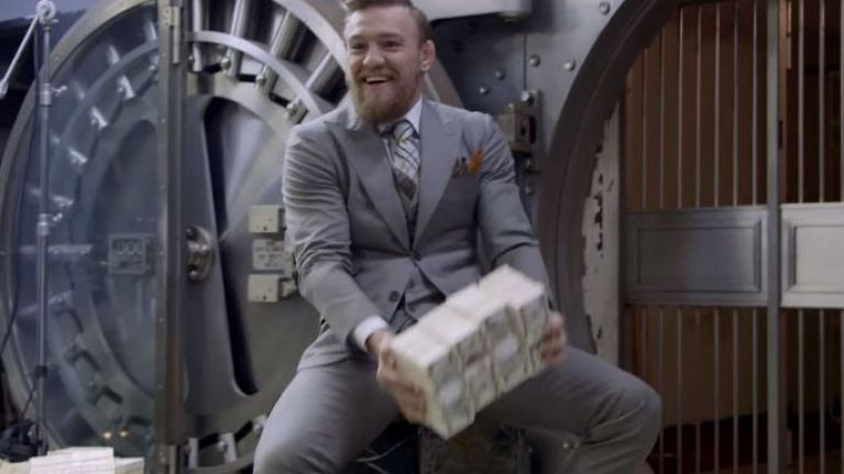Salaries for UFC 189 fighters revealed and Conor McGregor is at least half a million richer