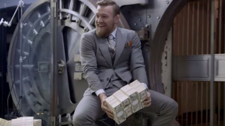 Conor McGregor reminds UFC of his value once more as he leaves Ireland for United States