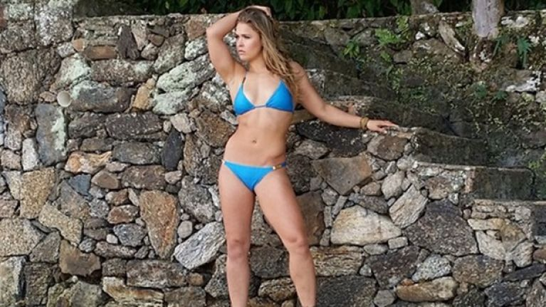 Ronda Rousey If Anyone Calls Me Fat One More Time In My Life