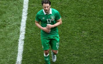 Emotional Harry Arter reveals how his late daughter is inspiring his Euros dream