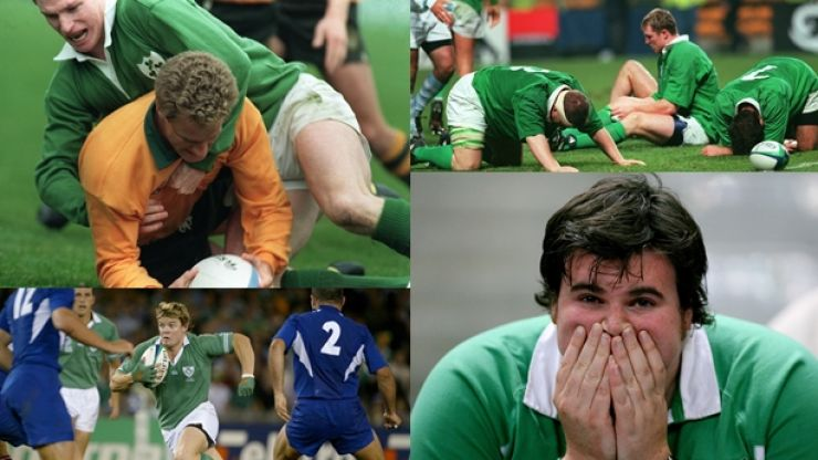 How the Irish media reacted to our previous World Cup exits