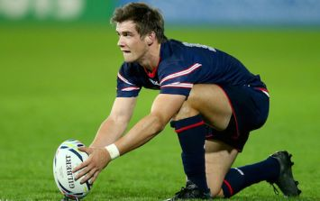 Connacht sign Irish-born World Cup fly-half
