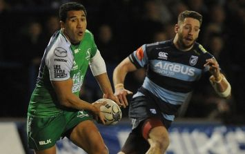 Former Connacht full-back Mils Muliaina cleared of sexual assault