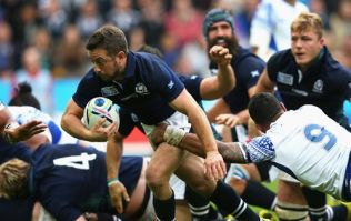 """""""A bold, bold call by captain fantastic"""" - Scots pip Samoa in World Cup epic"""