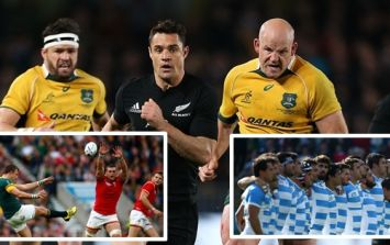 Test your Southern Hemisphere knowledge with our ultimate Rugby World Cup quiz