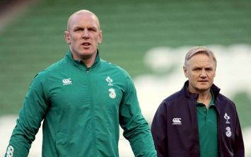 VIDEO: Will Joe Schmidt find a role for Paul O'Connell in the Irish set-up like he hoped for in October?