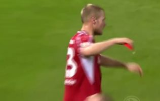 VIDEO: Conclusive proof that you should never try to do a favour for referees