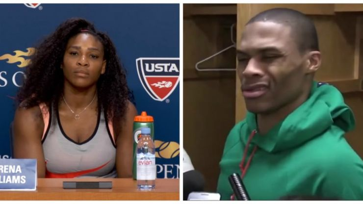 VIDEO: What would it be like if male athletes were interviewed the same way as female athletes?