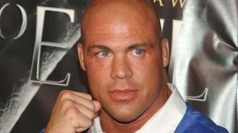 Kurt Angle, yes that Kurt Angle, has revealed that he could end up taking MMA fight