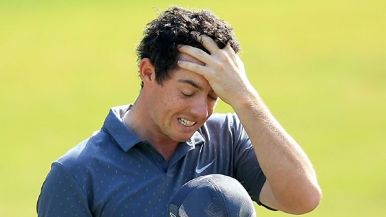 Rory McIlroy reveals Zika fears could potentially prevent him featuring at the Olympics