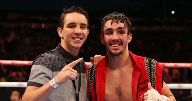 Michael Conlan recounts the day his brother stepped aside to help kick start his boxing career
