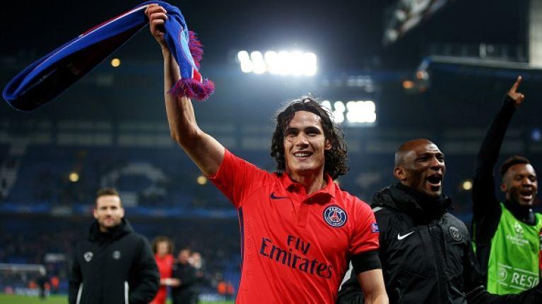 Report: Paris-Saint Germain's Edinson Cavani doesn't want to return to Paris