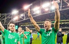 Official match stats from Bosnia victory make good reading for four Irish players