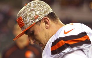 Johnny Football has been dropped for lying to team