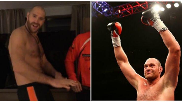 Tyson klitschko betting sports betting against the spread