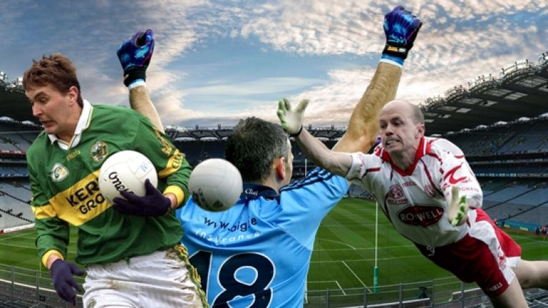 4c9d4743d Gaelic Football s most beautiful players to watch of the last 20 years  10-1
