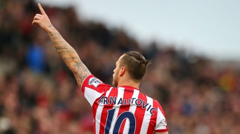 Dropped by thousands of Fantasy Football managers, Marko Arnautovic destroyed Manchester City