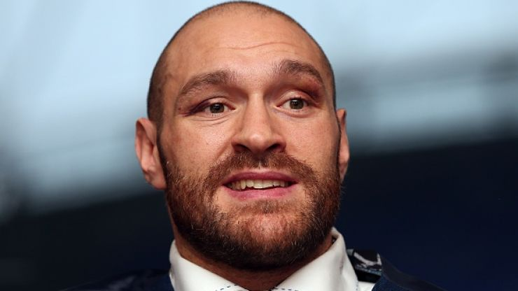WATCH: BBC presenter turns the air blue as he explains why Tyson Fury can't win SPOTY
