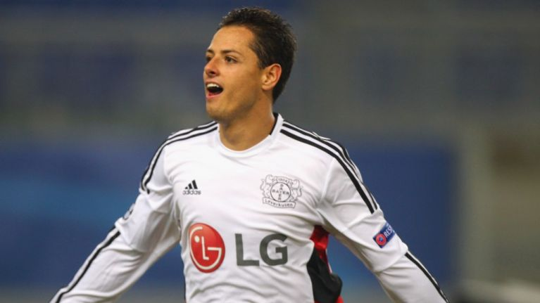 VIDEO: Javier Hernandez has scored again...and it's making Manchester United fans miserable