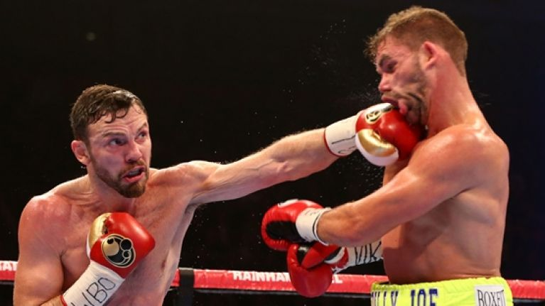 Heartbreak for Andy Lee as Billy Joe Saunders clinches WBO title from Limerick man