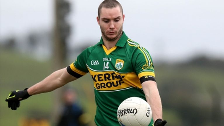 Shock as former Kerry footballer Paddy Curtin dies after accident