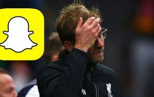 Liverpool might want to delete their pre-game Snapchat story taken at Watford
