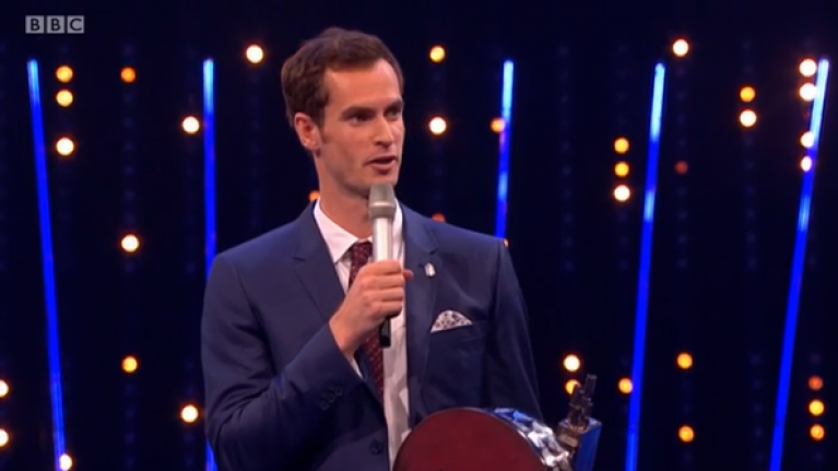 Watch: Andy Murray actually made the Odyssey Arena in Belfast laugh