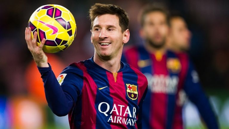 Lionel Messi proved he's the best ever, in the biggest sport, at a time when the standards have never been higher