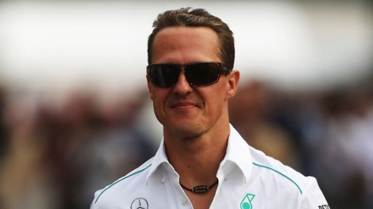 Michael Schumacher aide denies magazine claims that F1 legend is walking again