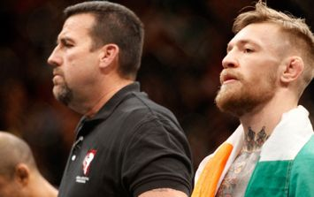 VIDEO: Referee Big John McCarthy's reflection of UFC 194 is absolutely fascinating