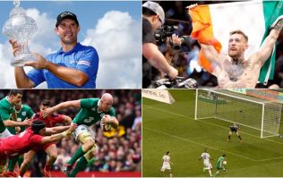 Ten days in 2015 when sport stopped the nation in its tracks