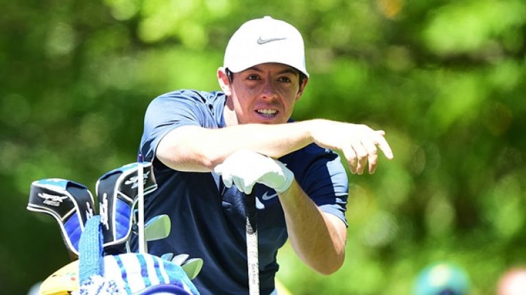Rory McIlroy is out last at the Masters as Irish golfers are given prime time viewing