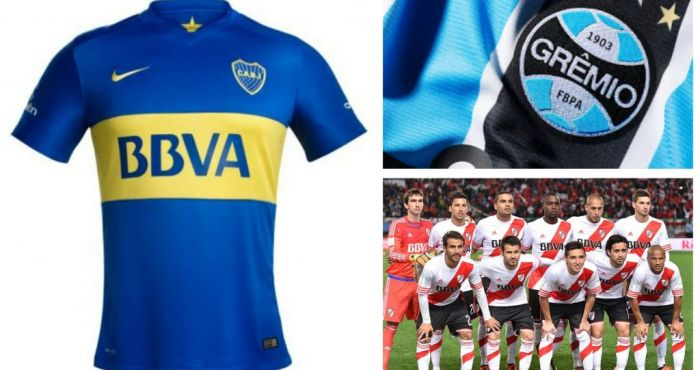 official photos bdefd b1e86 6 of the best South American football shirts to make you ...