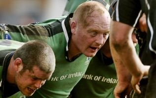 Bernard Jackman has been appointed as the new head coach of a Pro12 rugby side