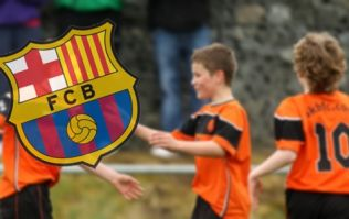 Barcelona's humble gesture to St Kevin's Boys is exactly why we love football