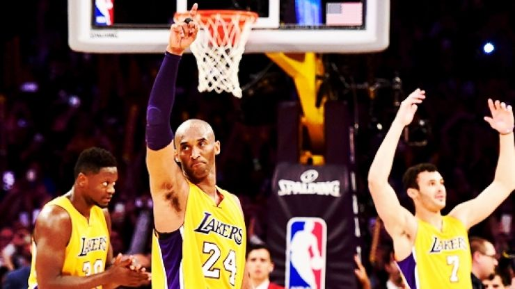 WATCH: In his final game, Kobe Bryant reminded us all what a gigantic legend he is