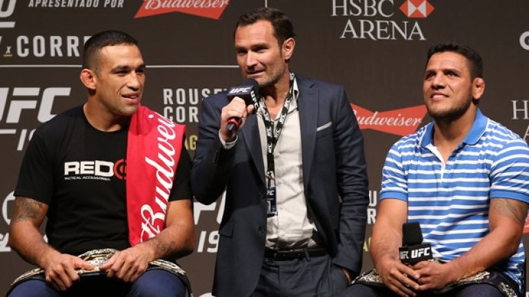 S&C coach accuses USADA of unfairly targeting Rafael dos Anjos and Fabricio Werdum with drug tests