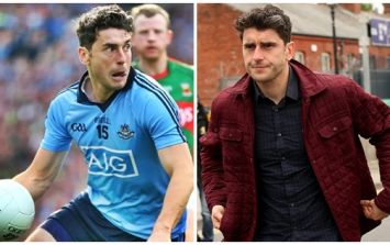 Bernard Brogan's matchday diet compared to what he eats on a normal day