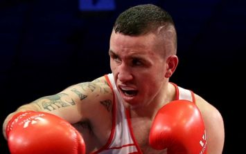 VIDEO: David Oliver Joyce books Olympic place with emotional victory in European box-off