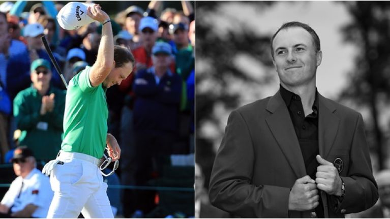 Danny Willett benefits from shocking Jordan Spieth capitulation and nobody could quite believe it