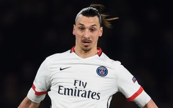 Report: Zlatan Ibrahimovic willing to join Manchester United - on one condition